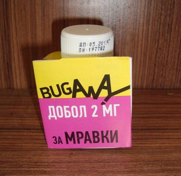 BugAway Добол 2мг за мравки