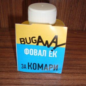 BugAway Фовал ЕК за комари