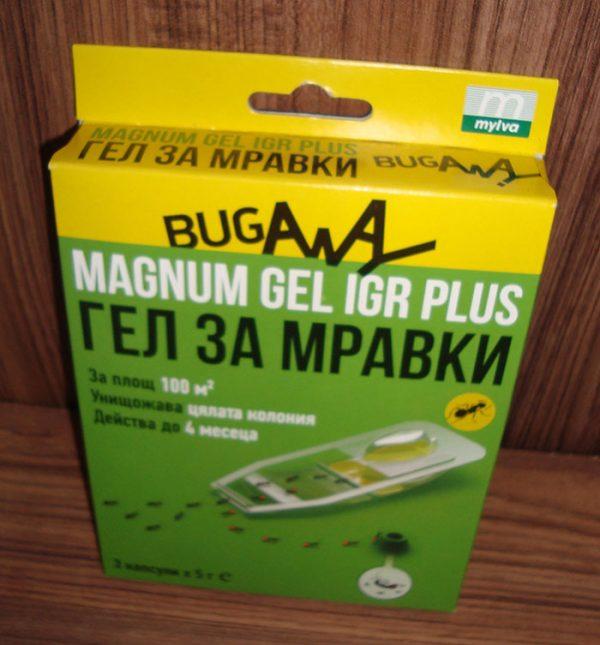 BugAway Гел за мравки
